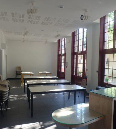 Orangerie Salle La Gerbe